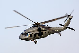 Mielec - Produced in Mielec Sikorsky UH-60 Black Hawk
