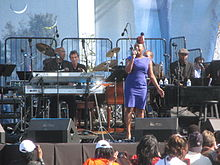 20111016 Ledisi at the MLK Memorial dedication concert.jpg