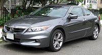 Facelift Honda Accord Ex L Coupe Us