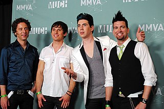 Marianas Trench (band) Canadian pop rock band