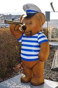 2012 'Tag der offenen Werft' - ZSG Werft Wollishofen - 'ZSG-Bär' 2012-03-24 15-02-08.JPG