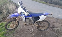 Yamaha YZ450F - WikiVisually