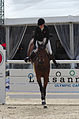 2013 Longines Global Champions - Lausanne - 14-09-2013 - Faye Schoch et Nouvelle Europe Z 9.jpg