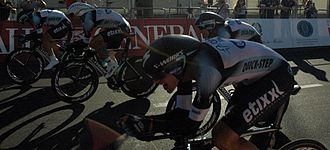 2013 UCI Road World Championships – Men's team time trial - Image: 2013 UCI Road World Championships – Omega Pharma