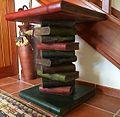 2014-06-21 Mesa de Livros em Madeira.JPG