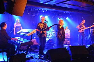 Shakatak - Shakatak performing at Wuppertal, Germany, 2014