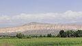 2014 Prowincja Ararat, Krajobraz widziany z drogi prowadzącej do klasztoru Chor Wirap (03).jpg