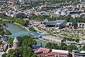 2014 Tbilisi, Widoki z Twierdzy Narikala (27).jpg