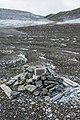 2015-09-11 03 Cairn for Joseph-René Bellot at Beechey Island, NU Canada.jpg