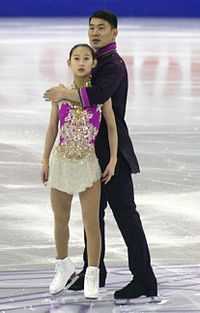 2015 Grand Prix of Figure Skating Final Peng Cheng Zhang Hao IMG 8487.JPG