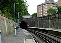 2015 London-Woolwich, Woolwich Dockyard railway station 21.JPG