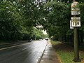 2016-07-13 15 32 00 View south along Maryland State Route 139 (Charles Street) at Gittings Avenue in Baltimore City, Maryland.jpg