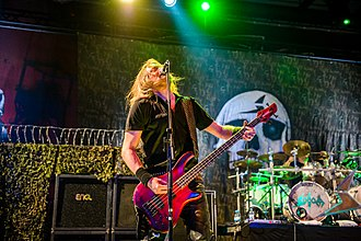 Sodom (band) - Sodom performing live at Rock Hard Festival in 2016