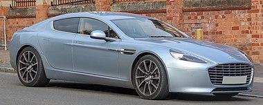 Engineering Aston Martin Rapide Handwiki