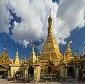 2016 Rangun, Pagoda Sule (08).jpg
