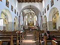 2017-07-12 (215) Interior of Saint Hippolytus Church in Zell am See, Austria.jpg