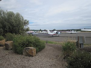 Sunriver Airport - Image: 2017 08 13 Sunriver Airport 13