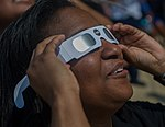 2017 Solar Eclipse Viewing at NASA (37365911302).jpg
