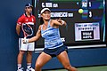 2017 US Open Tennis - Qualifying Rounds - Mihaela Buzarnescu (ROU) (22) def. Grace Min (USA) (36262632933).jpg