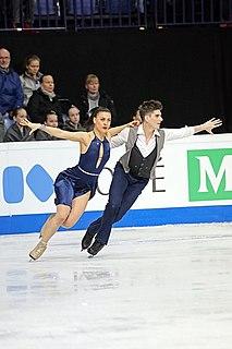 Lorenza Alessandrini Italian ice dancer