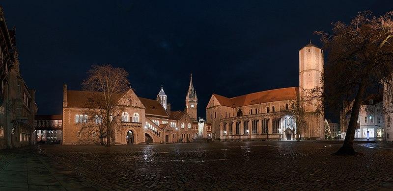 Burgplatz Braunschweig –