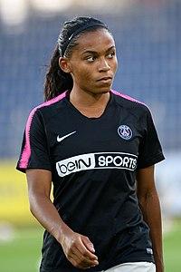 20180912 UEFA Women's Champions League 2019 SKN - PSG Perle Morroni DSC 4650.jpg