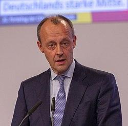 2019-11-22 Friedrich Merz CDU Parteitag by OlafKosinsky MG 5695.jpg
