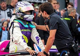 Miki Koyama Japanese racing driver
