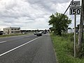 2020-08-03 16 21 34 View east along Maryland State Route 150 (Eastern Boulevard) just east of Maryland State Route 43 (White Marsh Boulevard) in Middle River, Baltimore County, Maryland.jpg
