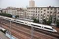 20201027 Train G833 leaving Zhengzhou 04.jpg