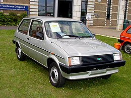202 - 1980 grey Austin Metro 1.3 HLS featured on 1980 British Motor Show.jpg