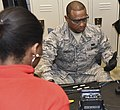 202d Engineering Squadron and 116th Air Control Wing recruiters host JROTC students 161202-Z-IV121-001.jpg