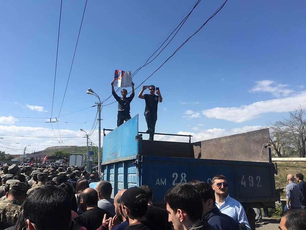 23.04.2018 Protest Demonstration, Yerevan 33.jpg