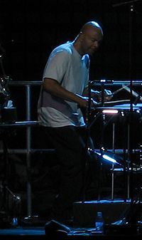 2327 - Philadelphia - Wachovia Center - Genesis - Drum Duet (Chester Thompson crop).JPG