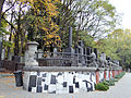 251012 Symbolic graves at Jewish Cemetery in Warsaw - 13.jpg