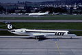 260av - LOT Polish Airlines Embraer RJ145MP, SP-LGD@ZRH,22.09.2003 - Flickr - Aero Icarus.jpg