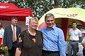 27.06.2009 Werner Faymann auf dem Wiener Donauinselfest (3670541425).jpg
