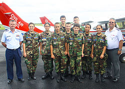 Squadron  Cadets West Island