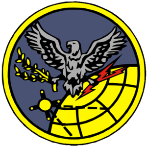 280th Combat Communications Squadron - 280th Combat Communications Squadron Insignia