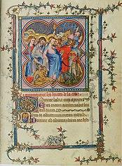 Livre d'heures de Jeanne de Navarre