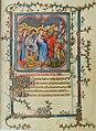 2 Jean Le Noir. Miniature from Hours of Jeanne de Navarre. 1336-40 Paris, Bibliotheque nationale de France..jpg