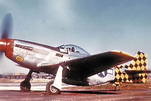 325th Operations Group - 325th Fighter Group P-51D Mustang