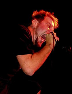 Brock Lindow, vocalist dei 36 Crazyfists