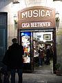 392 Palau de la Virreina (Barcelona), Casa Beethoven.JPG
