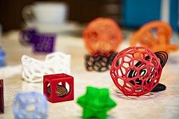 3D Printing and Mathematics models