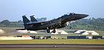 494th Fighter Squadron F-15E Strike Eagle