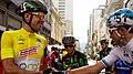 4 Etapa-Vuelta a Colombia 2018-Ciclista Juan Pablo Suarez-Oscar Sevilla.jpg