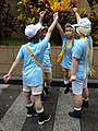 4 cosplayers of Platelet, Cells at Work! 20181209b.jpg