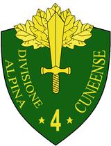 4a Divisione Alpina Cuneense