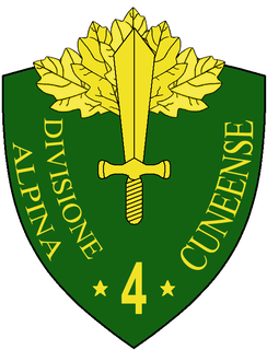 4th Alpine Division Cuneense